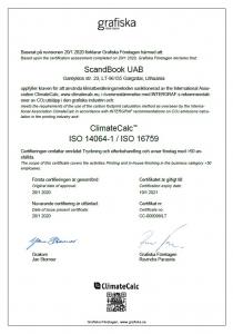ClimateCalc ScandBook UAB